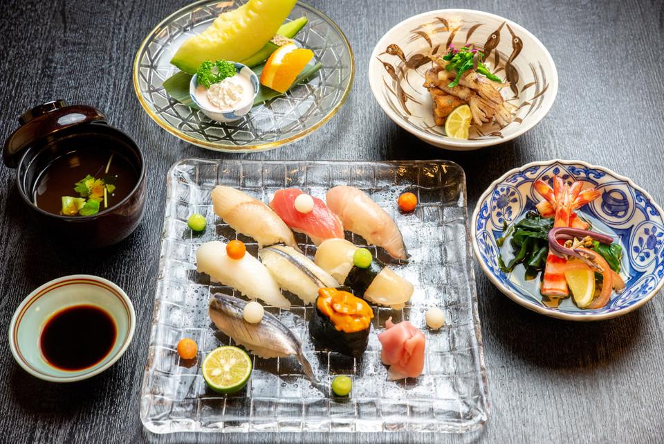 ★握り寿司コース